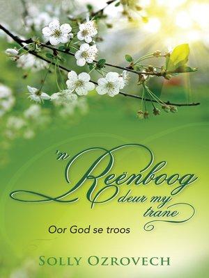 cover image of Reënboog deur my trane