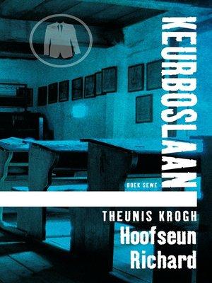 cover image of Hoofseun Richard #7