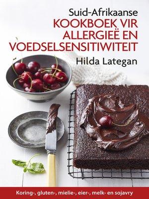 cover image of SA kookboek vir allergieë en voedselsensitiwiteit