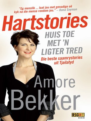cover image of Hartstories