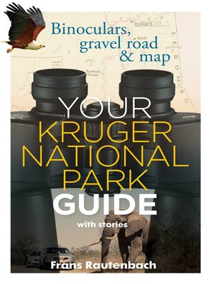 cover image of Your Kruger national Park guide, with stories