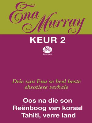 cover image of Ena Murray Keur 2