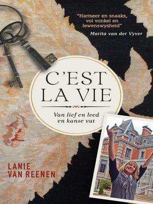 cover image of C'est la vie