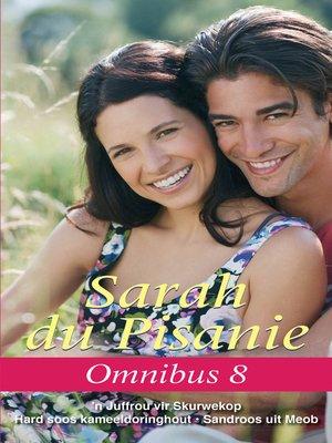 cover image of Sarah du Pisanie Omnibus 8