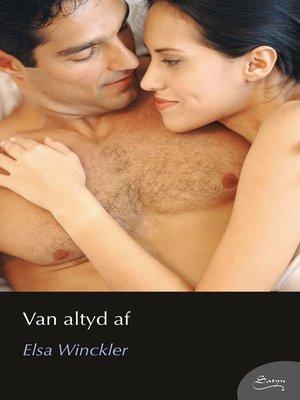 cover image of Van altyd af