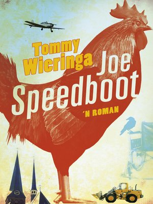 cover image of Joe Speedboot