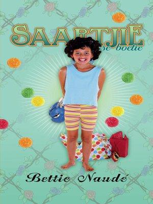 cover image of Saartjie se Boetie (#22)