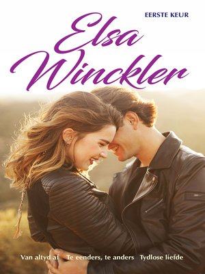 cover image of Elsa Winckler Eerste Keur