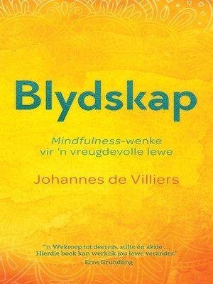 cover image of Blydskap