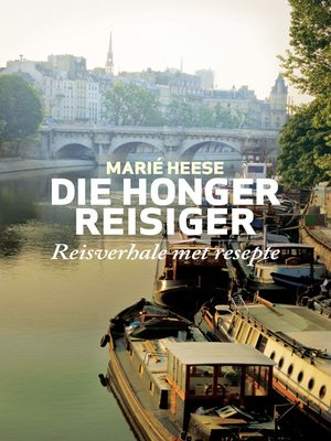 cover image of Honger reisiger