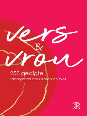 cover image of Vers & vrou