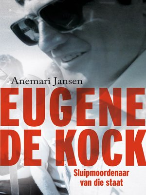 cover image of Eugene de Kock