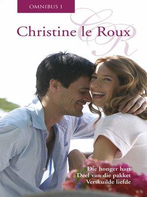 cover image of Christine le Roux Omnibus 1