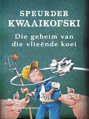 cover image of Speurder Kwaaikofski 2