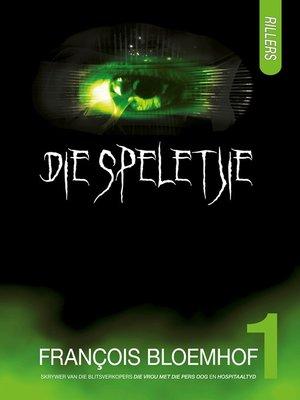 cover image of Die Speletjie
