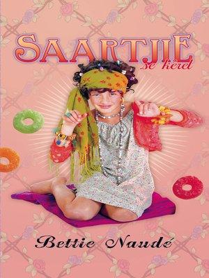 cover image of Saartjie se kêrel (#12)