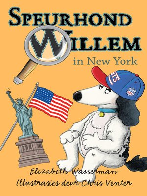 cover image of Speurhond Willem in New York