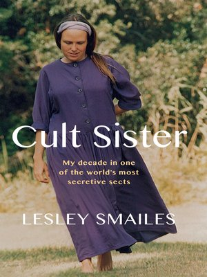 cover image of Cult Sister