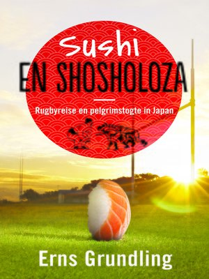 cover image of Sushi en shosholoza