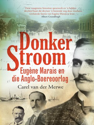 cover image of Donker stroom