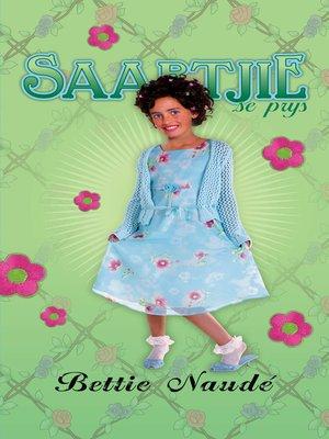 cover image of Saartjie se prys (#15)