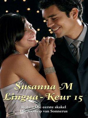 cover image of Susanna M Lingua-keur 15