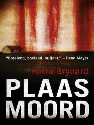 cover image of Plaasmoord