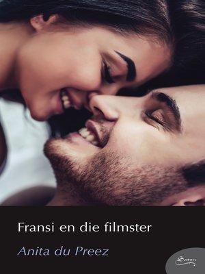 cover image of Fransi en die filmster