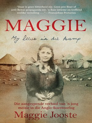 cover image of Maggie