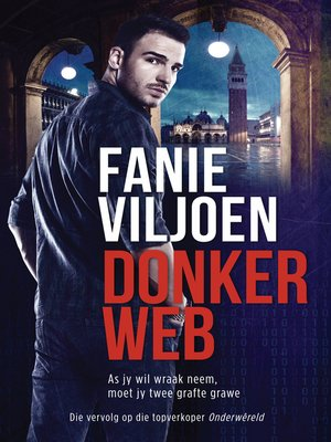 cover image of Donker Web