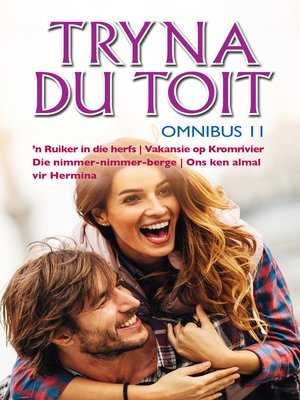 cover image of Tryna du Toit Omnibus 11