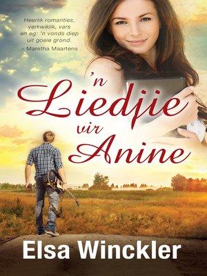 cover image of 'n Liedjie vir Anine