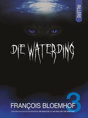 cover image of Die Waterding