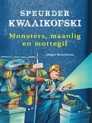 cover image of Speurder Kwaaikofski 10