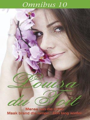 cover image of Louisa du Toit Omnibus 10