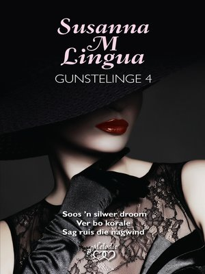 cover image of Susanna M. Lingua Gunstelinge 4