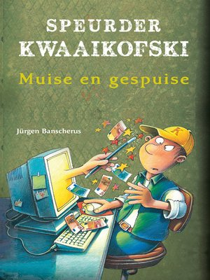 cover image of Speurder Kwaaikofski 12