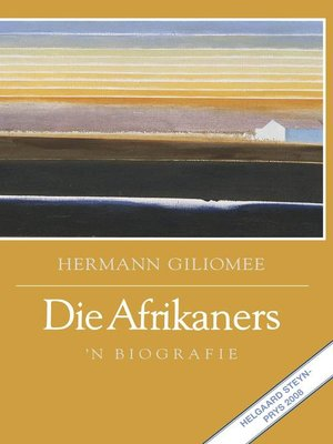 cover image of Die Afrikaners
