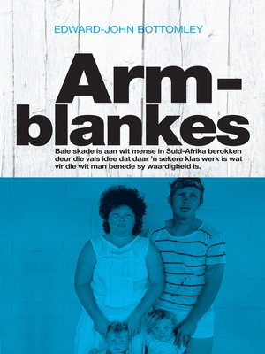 cover image of Armblankes