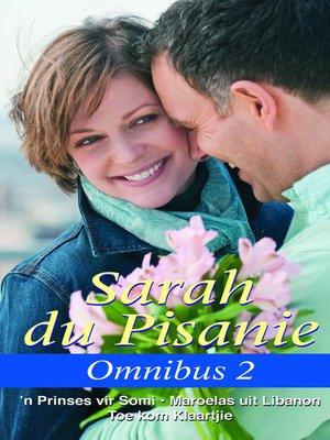 cover image of Sarah du Pisanie Omnibus 2