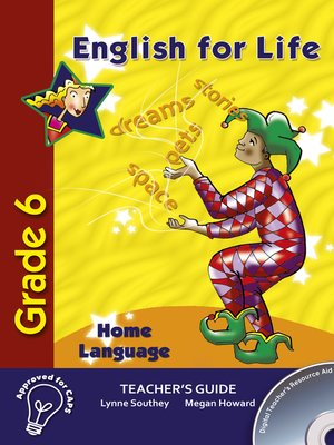 cover image of English for Life Teacher's Guide Grade 6 Home Language