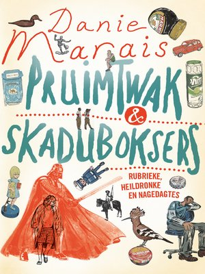 cover image of Pruimtwak en skaduboksers