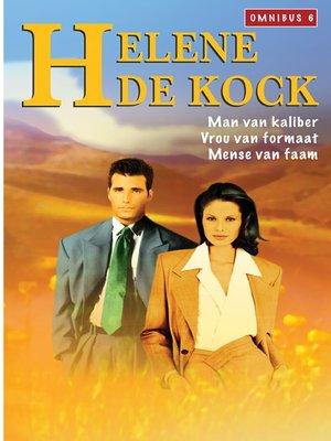 cover image of Helene de Kock Omnibus 6