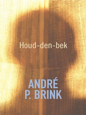 cover image of Houd-den-bek