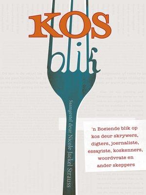 cover image of Kosblik