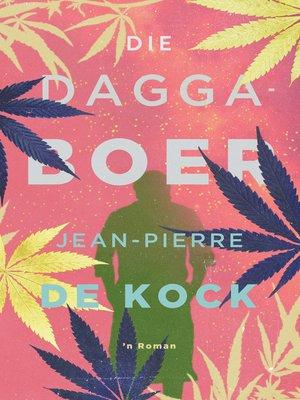 cover image of Die daggaboer