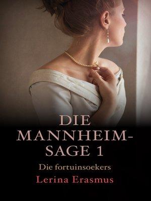 cover image of Die fortuinsoekers