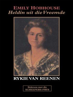 cover image of Heldin uit die vreemde
