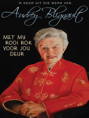 cover image of Met my rooi rok voor jou deur