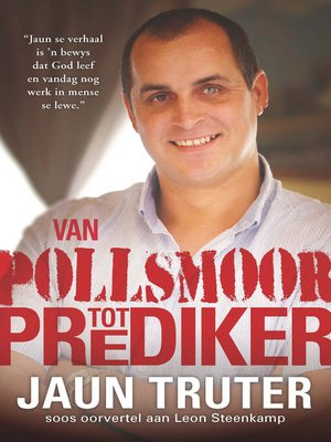 cover image of Van Pollsmoor tot prediker
